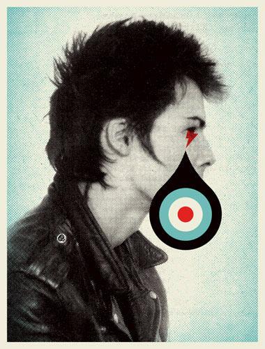 Aesthetic Apparatus Michael Byzewski DOOM ROOM 100 musik art musik posters art of rock musikposter music designe