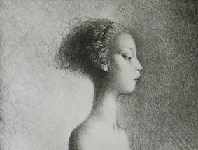 Dimitri Vojnov contemporary art buy print Johannes Grützke