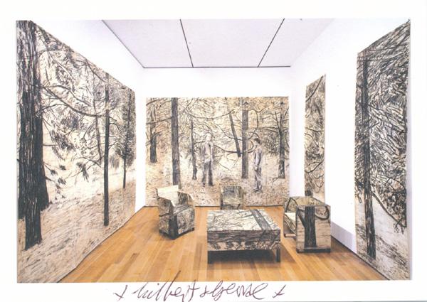 Gilbert & George contemporary art buy print siebdruck poster art Multiple The Tuileries