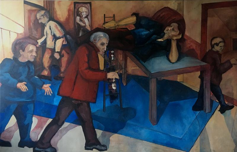 Harald Sulak contemporary art buy print
