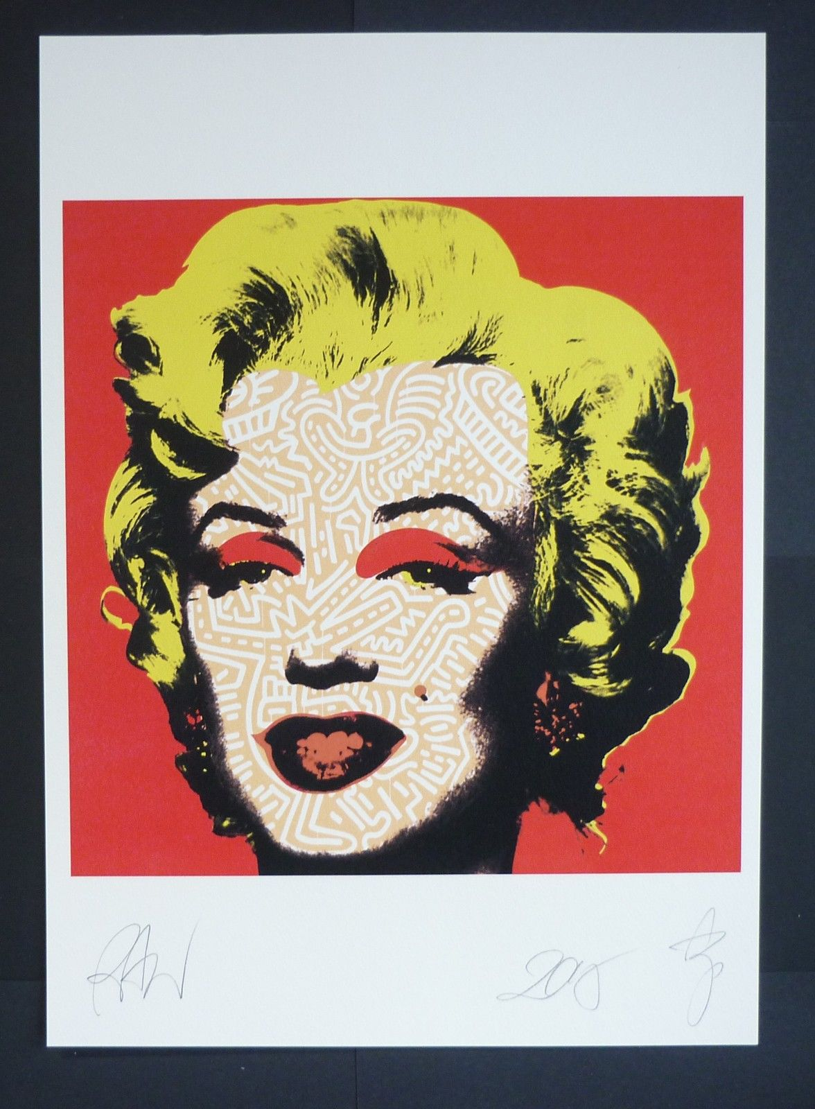 RAW, urban art gallery buy street art screenprint poster