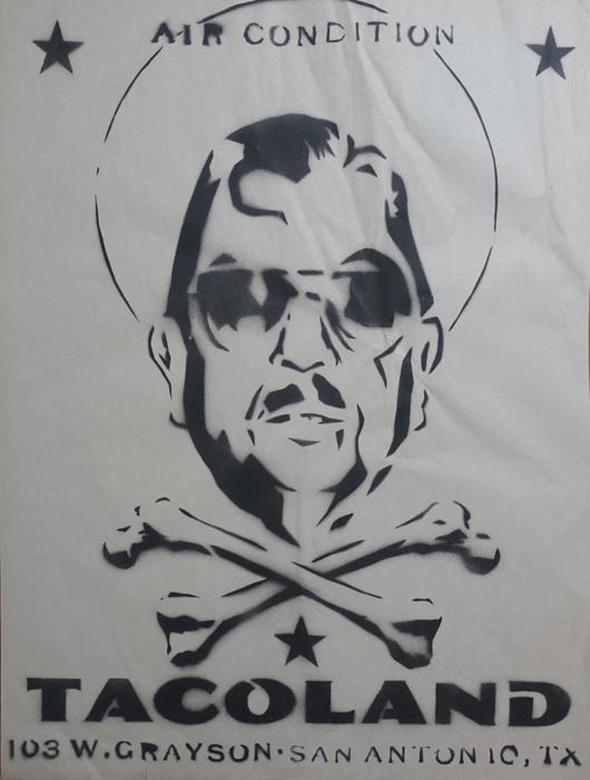 Mig Kokinda stencil artist srennprint