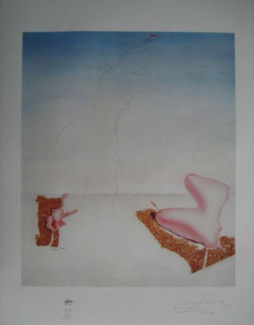 Salvador Dali contemporary art buy art print sureale kunst kaufen