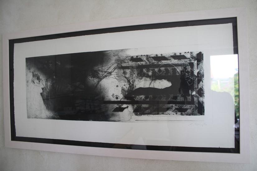 Eckhard Kremers Druckgrafik Radierung