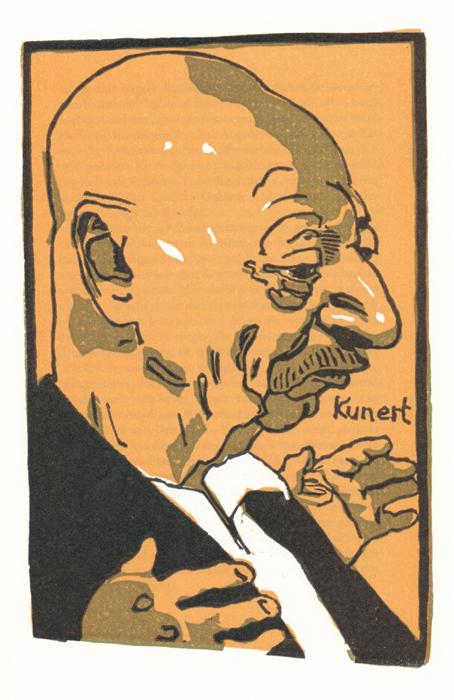 kunert 3 Lithografie Johannes Grützke Holzschnitt Radierung Schabradierung Offsetdruckt Druckgrafik Kaltnadelradierung