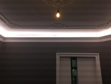 Lichtleiste Echtstuck
