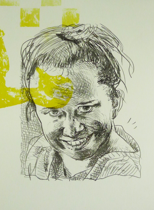 susanne schäfer Kathedrale des Künstlers Lithografie Johannes Grützke Holzschnitt Radierung Schabradierung Offsetdruckt Druckgrafik Kaltnadelradierung